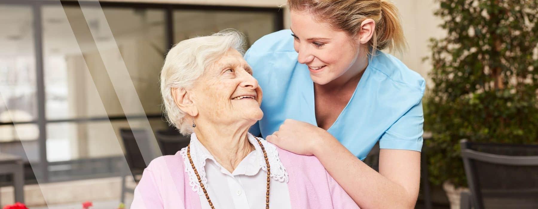 Entsorgung für soziale Betreuer