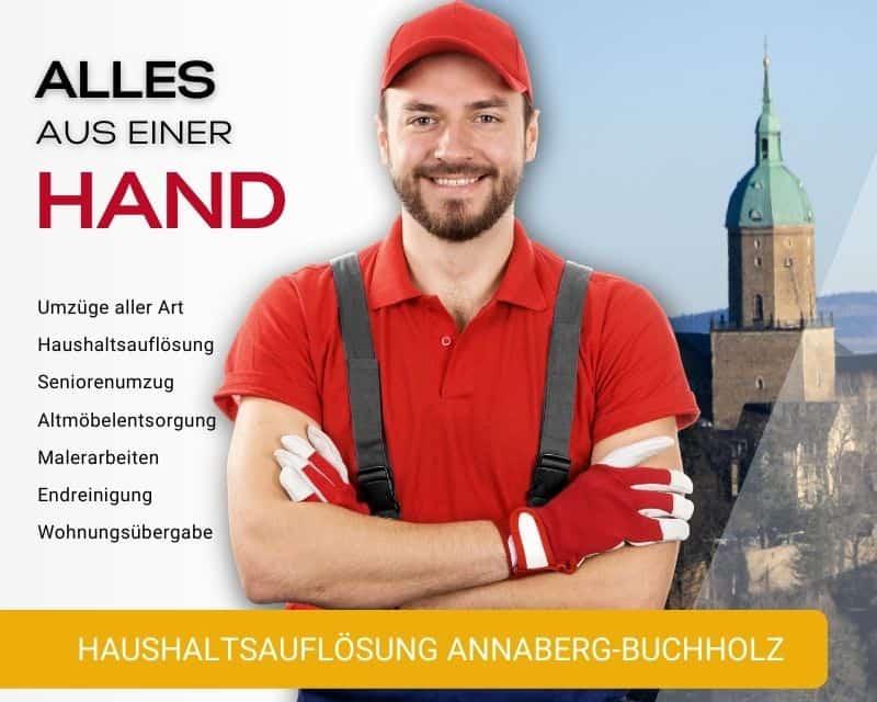 Haushaltsauflösung Annberg-Buchholz - Entrümpelung Beräumfix