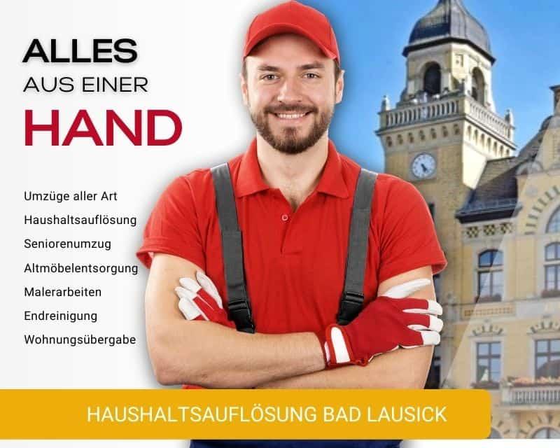 Haushaltsauflösung Bad Lausick Entrümpelung