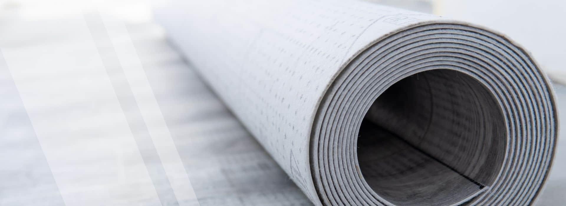 PVC Linoleum Belag verlegen