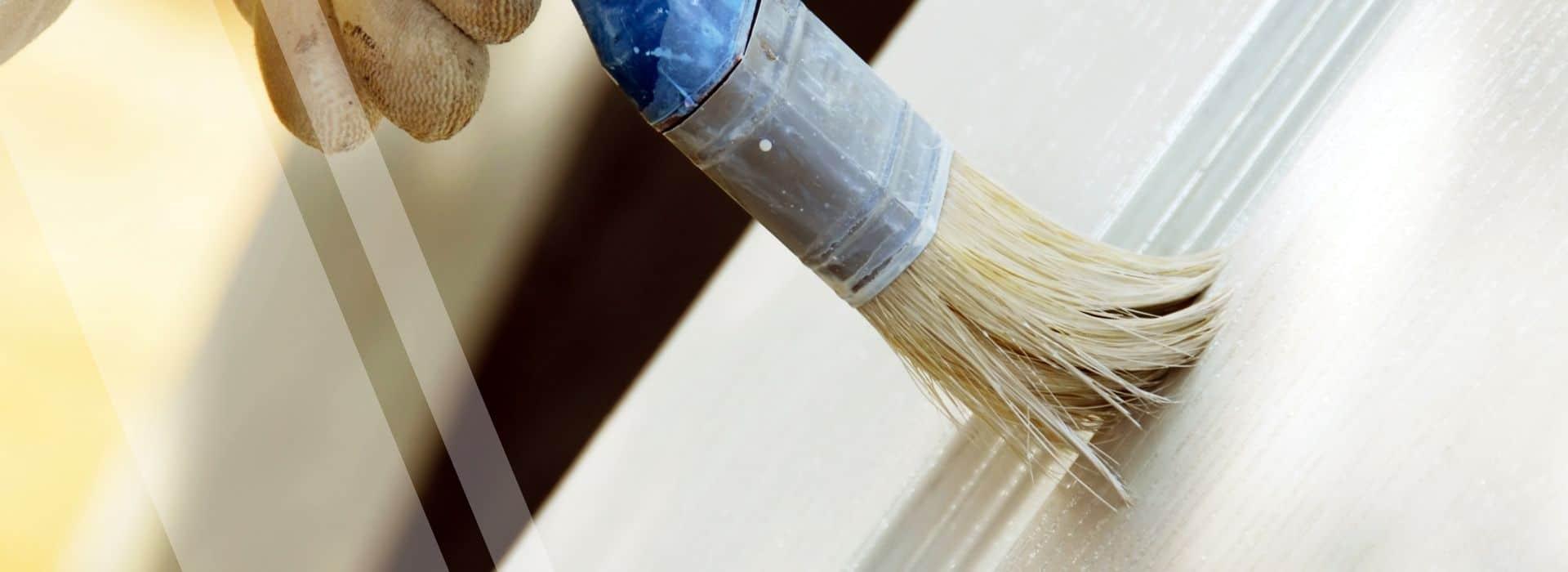 Türen & Fenster streichen lackieren