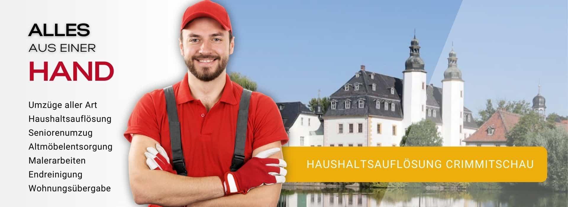Haushaltsauflösung Crimmitschau Entrümpelung