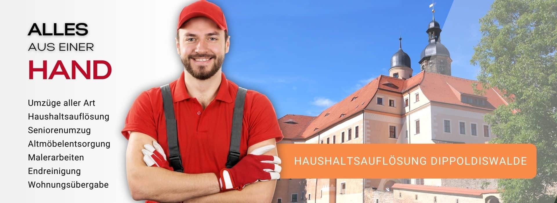 Haushaltsauflösung Dippoldiswalde Entrümpelung