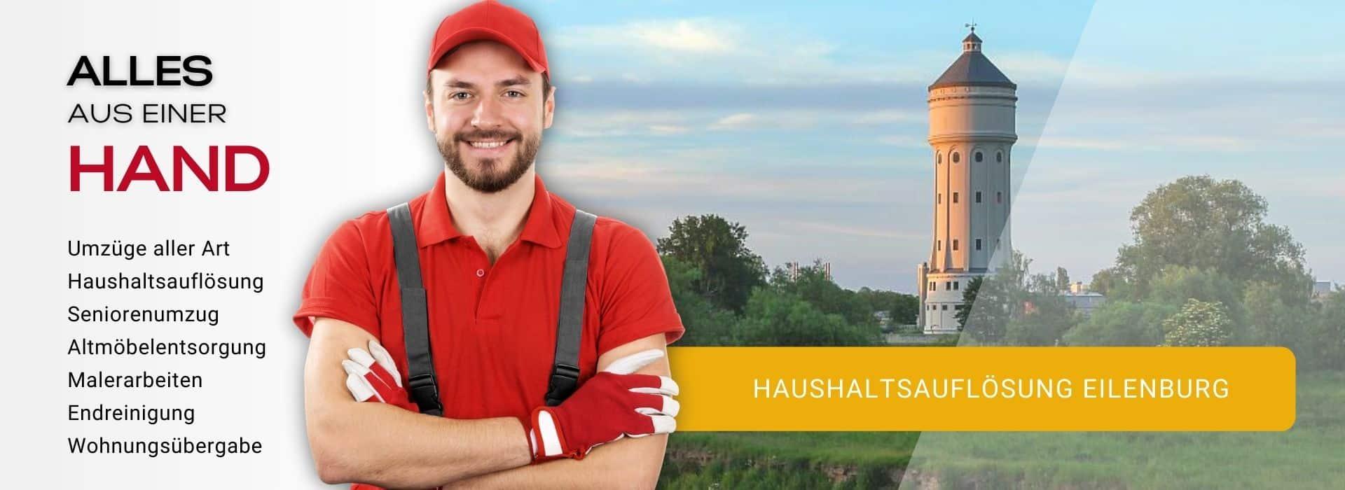 Haushaltsauflösung Eilenburg Entrümpelung