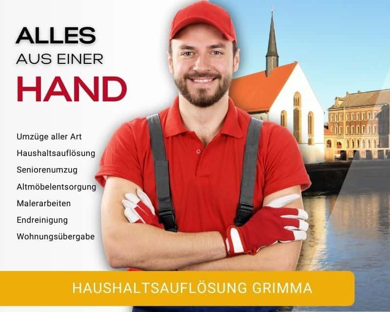 Haushaltsauflösung Grimma Entrümpelung