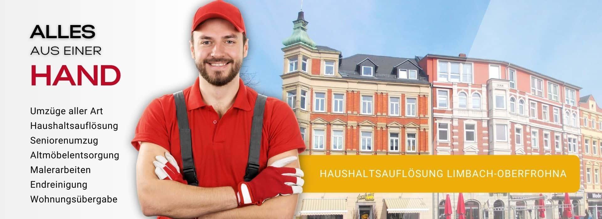 Haushaltsauflösung Limbach-Oberfrohna Entrümpelung