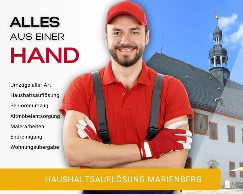 Haushaltsauflösung Marienberg Entrümpelung